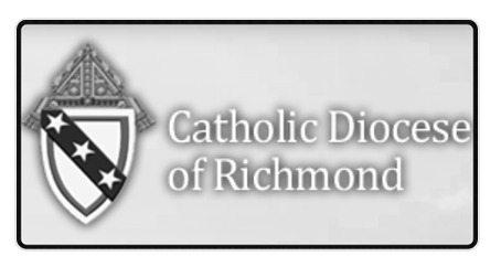 Logo for Catholic Diocese of Richmond Logo