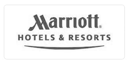 Logo for Marriott Hotels and Resorts
