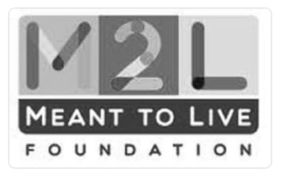 Logo for Meant to Live Foundation