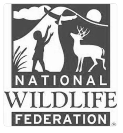 Logo for National Wildlife Federation