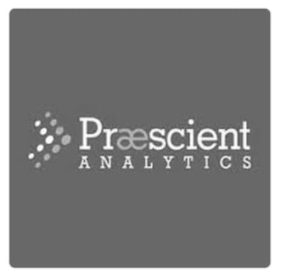Logo for Praescient Analytics