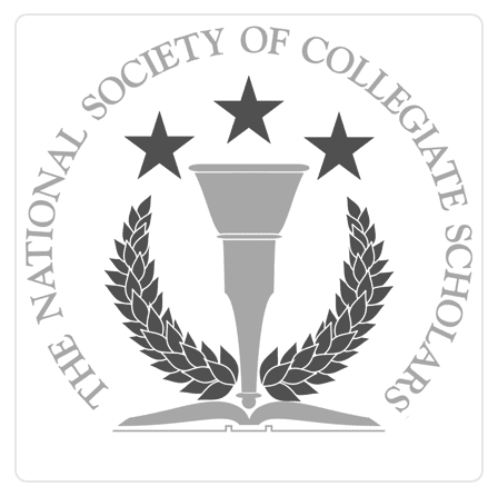 Logo for The National Society of Collegiate Scholars